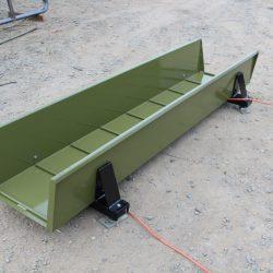 cattle scale crate