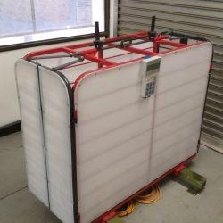 Weighing Crates
